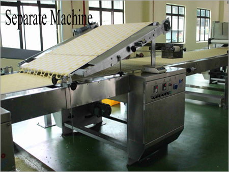 Biscuit Separator Machine