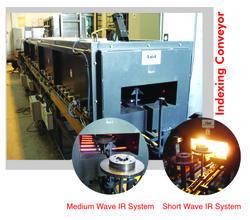Index Conveyor Oven