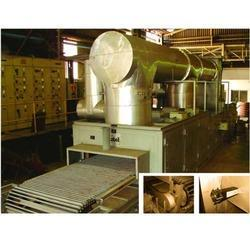 IR Radiation Convection Dryer