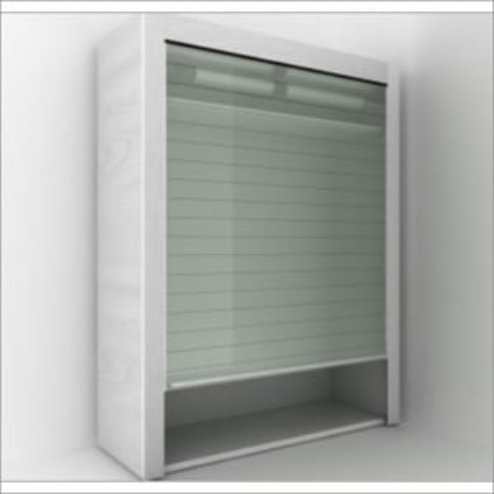 Cabinets Rolling Shutter