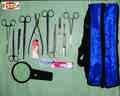 Poultry Postmortem instrument kit