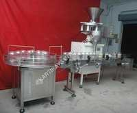 Grains Bottlle Filling Machine