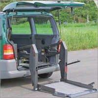 Portable Vehicle Wheelchair Lift