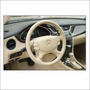 Gas Ring Under The Steering Wheel