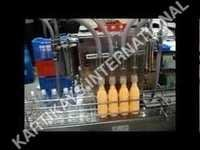 Grease Bottle Filling Machine