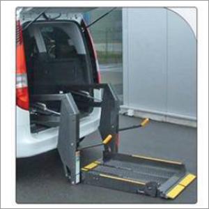 Under Vehicle Wheelchair Lift