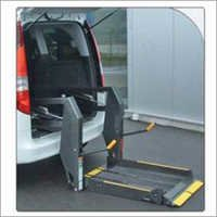 Under Vehicle Wheelchair Lift