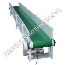 Green Belt Conveyor for Food Industry