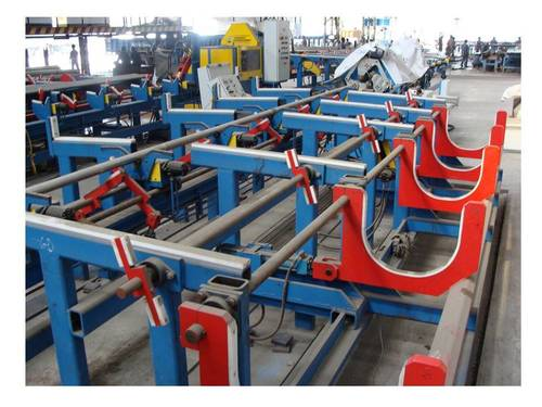 Industrial Bar Auto Loaders