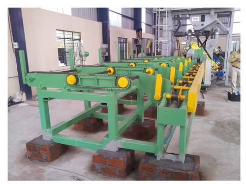 Bar Loading Unloading Machine