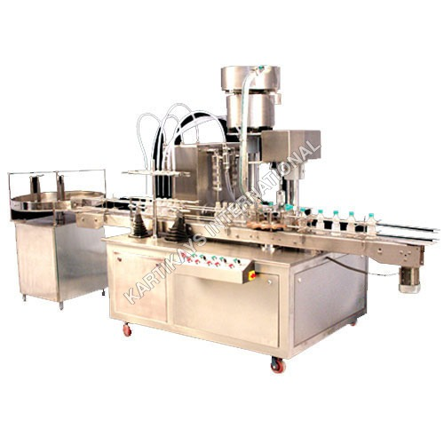 Mono Block Filling Capping Machine