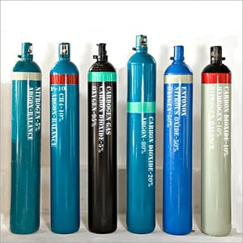Process Gas Mixtures