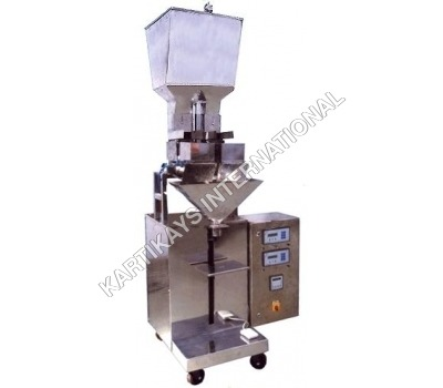 Semi Automatic Double Head Weigh Filler Machine
