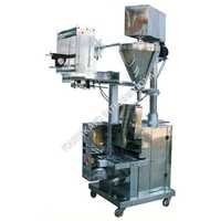 Auger Pouch Filler Machine