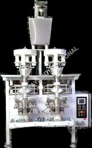 Cup Filler Machine with Dual Head