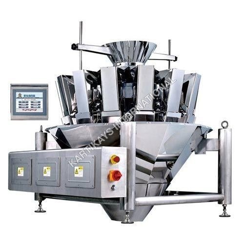 Multi Head Load Cell Weigher