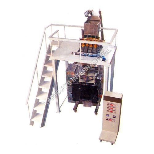 Linear Load Cell Weigher