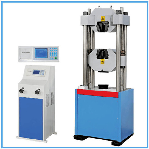 Steel Tensile Test Machine 300KN