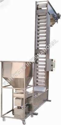 Z Bucket Elevator Machine