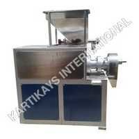 Automatic Rice Puffing Machine