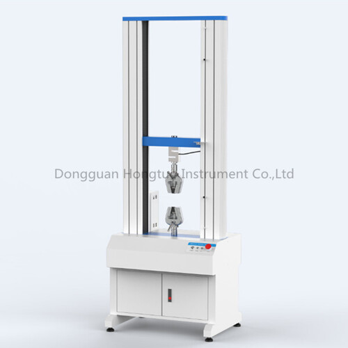 Leather Tensile Strength Tester Machine