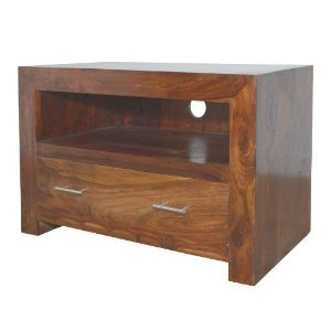 Cuba sheesham square TV Stand