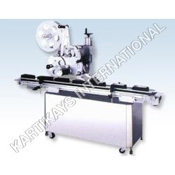 Top Paste Labeling Machine