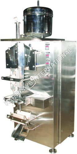 Water Pouch Making Machine