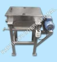 Small Ribbon Mixer Machine