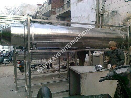 Barley Roasting Machine
