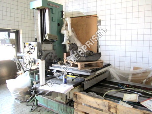 W9 Horizontal boring machine
