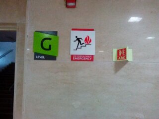 Doorway Signages