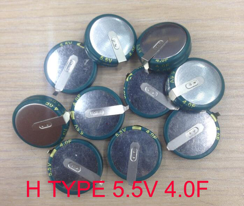 H TYPE super capacitor