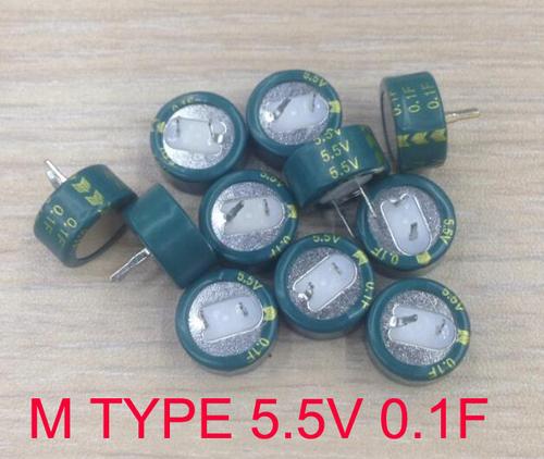 M TYPE capacitor
