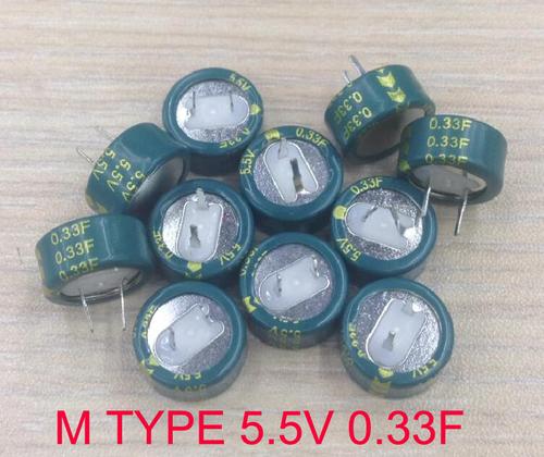 M TYPE super capacitor