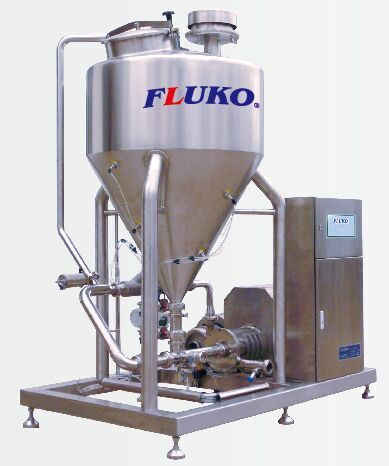 Automatic Liquid Mixer