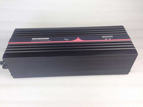 Pure Sine Wave Power Inverter