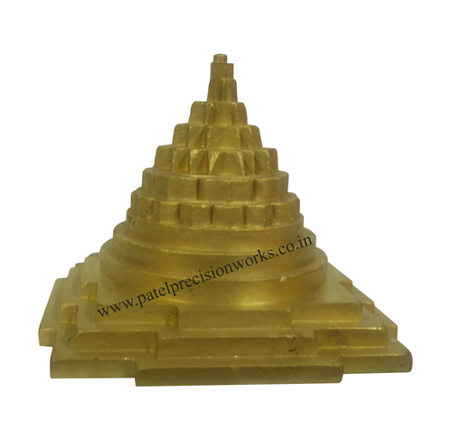 Shree Yantra Pyramid