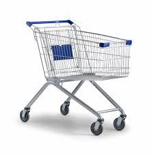 Mini Supermarket Trolley