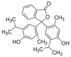 Thymolphthalein Complexone