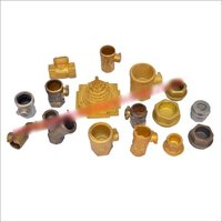 Industrial Brass Forgings