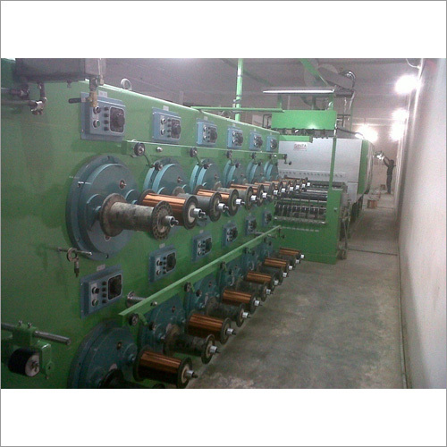 Copper Wire Enamelling Plant
