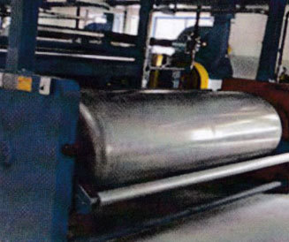 3/5 ply Corrugated Board Making Plant
