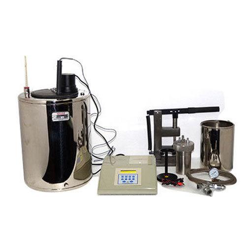 Isothermal Bomb Caloriemeter BCM-D