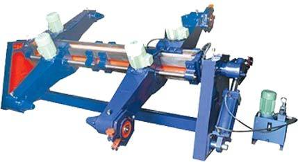 Shaft less Mill Roll Stand