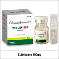 Ceftriaxone 500 mg
