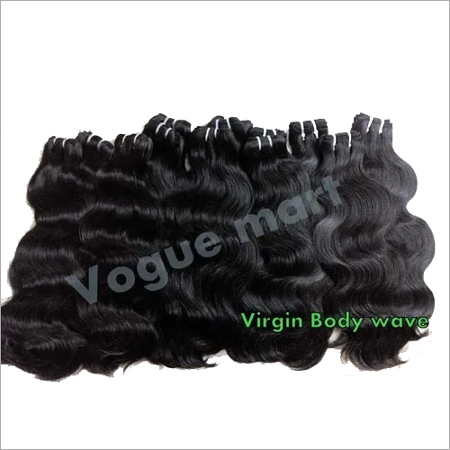 Virgin Body wave single donor hair