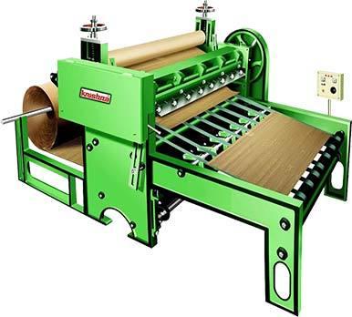 High Speed Online Corrugated Sheet Cutter