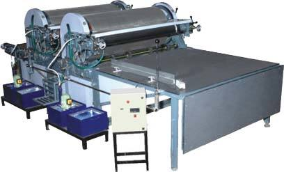 Single & Double Color Flexo Paper Printing Machine