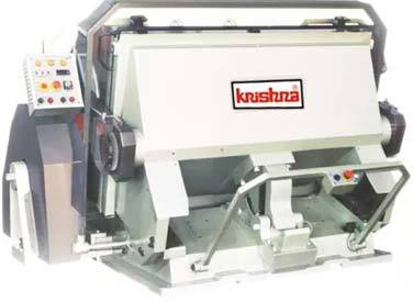 Platen Die Cutting & Creasing Machine